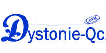 Intro Dystonie-Qc ~ Groupe de Support Web